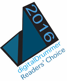 digitalDrummer Readers Choice!