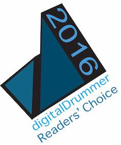 digitalDrummer Readers Choice!
